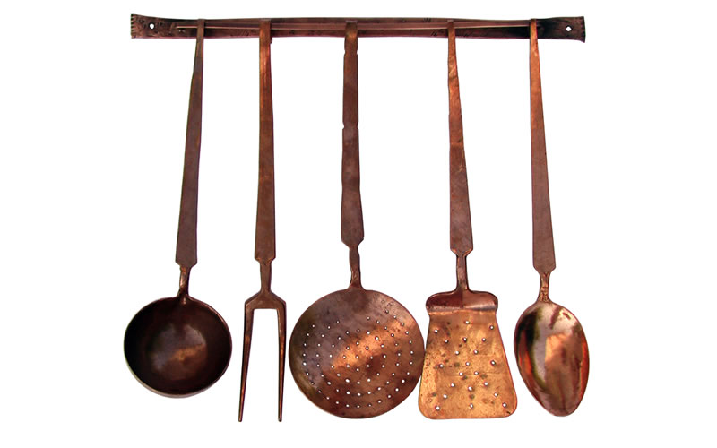 La paletta da cucina for Set mestoli cucina